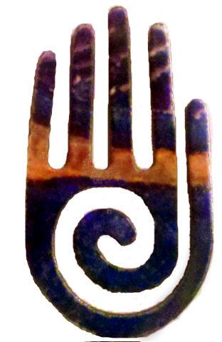 healing hand logo